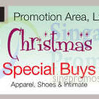 Read more about Isetan Men's Christmas Sale @ Isetan Tampines 15 - 24 Dec 2014