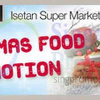 Read more about Isetan Christmas Food Promotion @ Westgate 18 - 25 Dec 2014