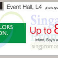 Read more about United Colors of Benetton Promo @ Isetan Scotts 19 - 26 Dec 2014