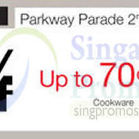 Read more about WMF Cookware Promotion Event @ Isetan Katong 15 - 21 Dec 2014