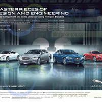 Read more about Jaguar XF & XJ Series Management & Demo Unit Offers 27 Dec 2014