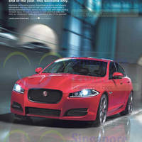 Read more about Jaguar XF Offer 13 Dec 2014