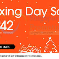 Read more about Jetstar Post Christmas Boxing Day Sale 26 - 29 Dec 2014