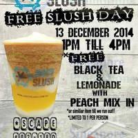 Read more about Juicy Slush Free Slush 3hr Giveaway 13 Dec 2014