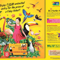 Read more about Jurong Bird Park $28 1-Year Unlimited Entry Promo 5 Dec 2014