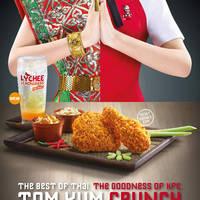 Read more about KFC NEW Tom Yum Crunch Chicken 3 - 31 Dec 2014