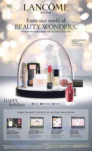 Lancome Holiday Set Dec 2017 Singpromos Com