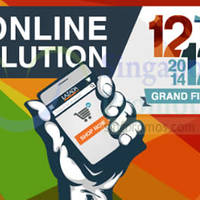 Read more about Lazada 1-Day Online Revolution Mega Sale 12 Dec 2014