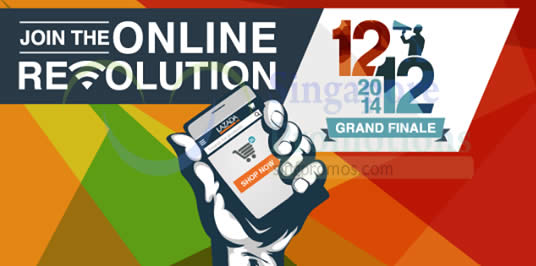 Lazada Revolution 11 Dec 2014