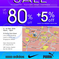 Read more about Link THM Warehouse SALE Up To 80% OFF 11 - 14 Dec 2014