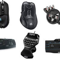 Logitech PC Gaming Accessories 24hr Promo 20 - 21 Dec 2014