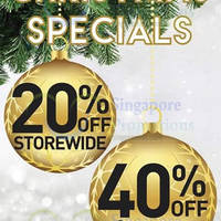 Read more about Lowrys Farm 20% Off Storewide 5 Dec 2014
