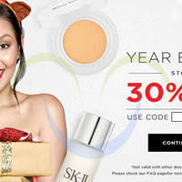 Read more about Luxola 30% OFF Storewide (NO Min Spend) Coupon Code 4 - 31 Dec 2014