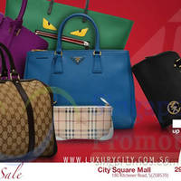 Read more about Luxury City Branded Handbags Sale @ City Square Mall 29 Dec 2014 - 4 Jan 2015
