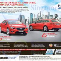 Read more about Mazda 6 Sedan & Mazda 6 Wagon Features & Price 13 Dec 2014