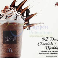 Read more about McDonald's McCafe $2 Double Chocolate Frappe 2hr Promo 15 Dec 2014