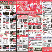 Read more about Mega Discount Store TVs, Gas Hobs & Other Appliances Offers 13 - 14 Dec 2014