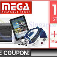 Read more about Mega Discount Store 23% OFF (NO Min Spend) 1-Day Coupon Code 2 Dec 2014