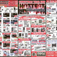 Read more about Mega Discount Store TVs, Gas Hobs & Other Appliances Offers 20 - 21 Dec 2014
