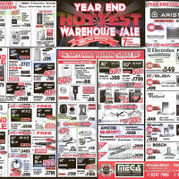 Read more about Mega Discount Store TVs, Gas Hobs & Other Appliances Offers 27 - 28 Dec 2014