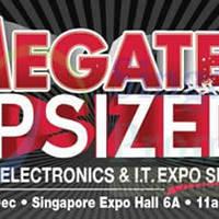 Read more about Megatex 2014 (19 - 24 Dec) Electronics & IT Expo Show @ Singapore Expo 19 - 24 Dec 2014