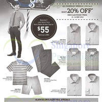 Read more about John Little 20% OFF Mens Fashion Promo 11 - 14 Dec 2014