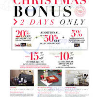 Read more about Metro 15% OFF Storewide Promo 13 - 14 Dec 2014