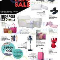 Read more about Metro Expo Sale @ Singapore Expo 25 Dec 2014 - 1 Jan 2015