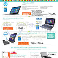 Microsoft & Intel Powered Notebook Offers 17 Dec 2014