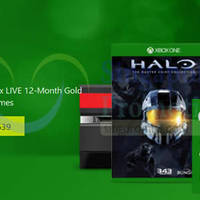 Read more about Microsoft Xbox One FREE 3 Games Promo 10 - 31 Dec 2014