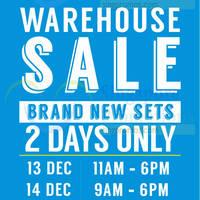 Read more about Midea Warehouse Sale 13 - 14 Dec 2014
