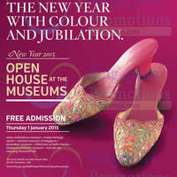 Read more about NHB Museums Open House FREE Admission 1 Jan 2015