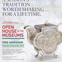 Read more about NHB Museums Open House FREE Admission 25 Dec 2014
