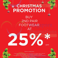 Read more about New Balance 25% Off 2nd Pair Christmas Promotion 1 Dec 2014 - 5 Jan 2015