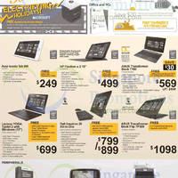 Read more about Newstead Notebooks, AIO Desktop PC & Tablet Offers 10 Dec 2014 - 11 Jan 2015
