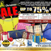 Read more about Nimeshop Branded Handbags Sale @ Singapore Expo 21 Dec 2014