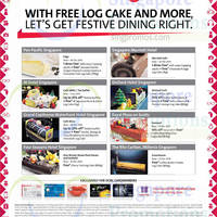 Read more about OCBC Dining Deals With Free Log Cakes 3 - 25 Dec 2014