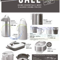 Read more about Robinsons Zojirushi & Asvel Kitchenware 20% Off Offers 18 - 21 Dec 2014