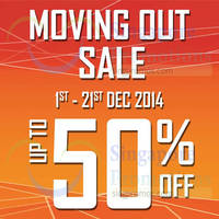 Read more about Royal Sporting House Moving Out Sale @ Paragon 1 - 21 Dec 2014