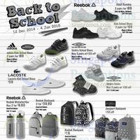 Read more about Royal Sporting House Back to School Shoes & Bags Offers 12 Dec 2014 - 4 Jan 2015