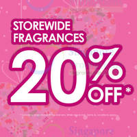 Read more about SaSa 20% Off Fragrances 9 - 25 Dec 2014