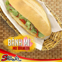 Read more about Saigon Baguette Buy 1 Get 1 FREE Promo @ OneKM 7 - 9 Dec 2014
