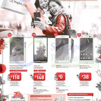 Singtel Smartphones, Tablets, Broadband & Mio TV Offers 20 - 26 Dec 2014