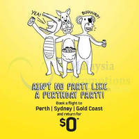 Read more about Scoot From $0 Return Direction Australian Destinations Promo 12 - 15 Dec 2014