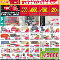 Read more about Courts Year End Sale Offers 13 - 14 Dec 2014