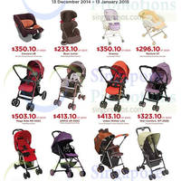 Read more about Combi Baby Products 10% Off @ Spring Maternity & Baby 13 Dec 2014 - 13 Jan 2015