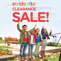Read more about Stride Rite Clearance Sale 26 Dec 2014