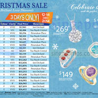 Read more about Taka Jewellery GIA Christmas Sale 12 - 14 Dec 2014