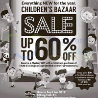 Read more about Takashimaya Children's Bazaar 27 Dec 2014 - 6 Jan 2015
