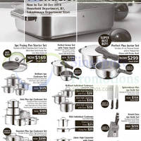 Takashimaya WMF Kitchenware Offers 18 - 30 Dec 2014